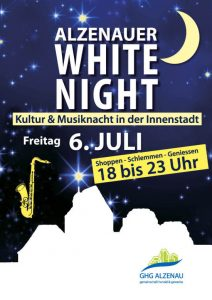 White Night Alzenau
